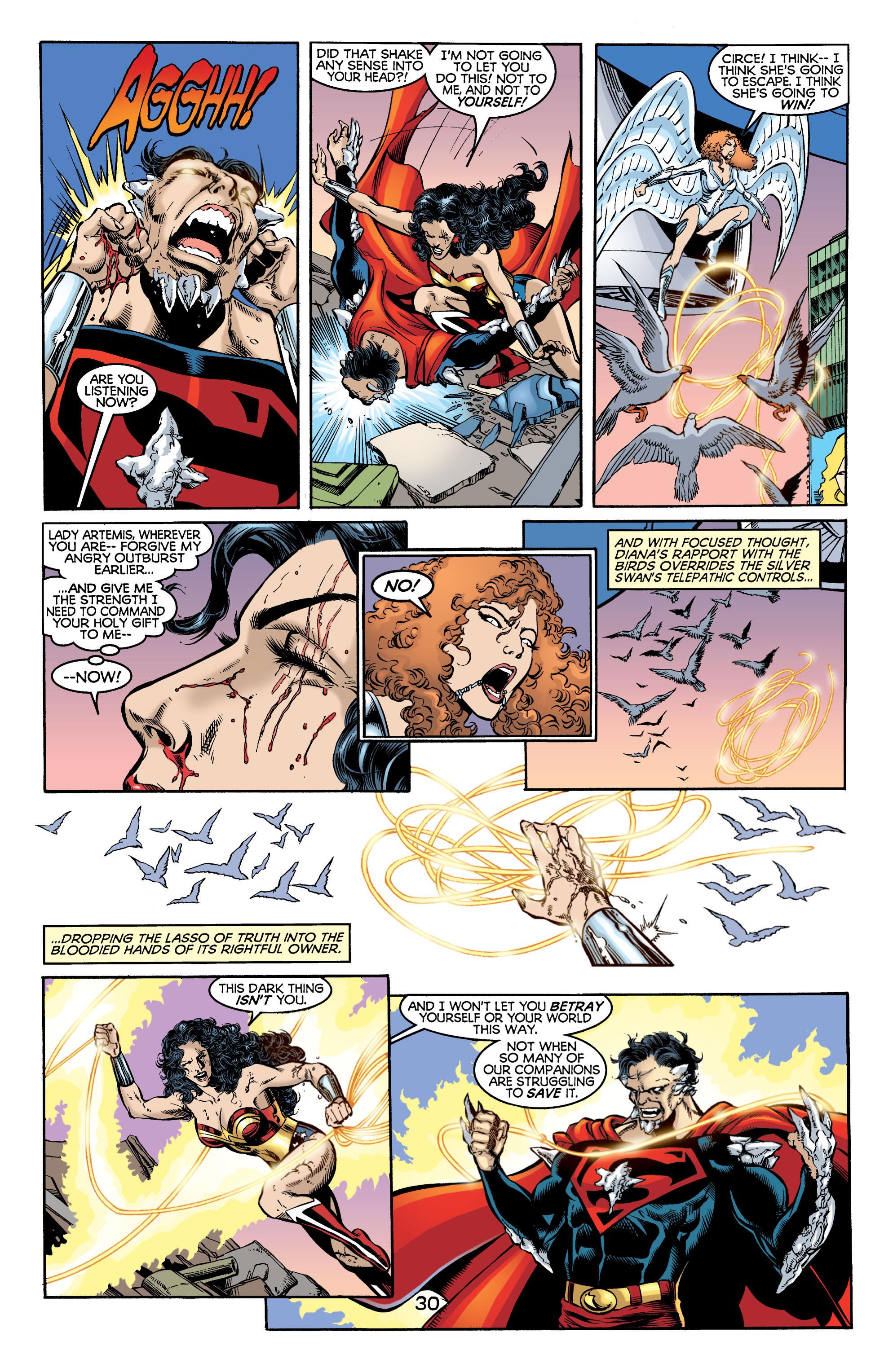 Read online Wonder Woman (1987) comic -  Issue #175 - 30