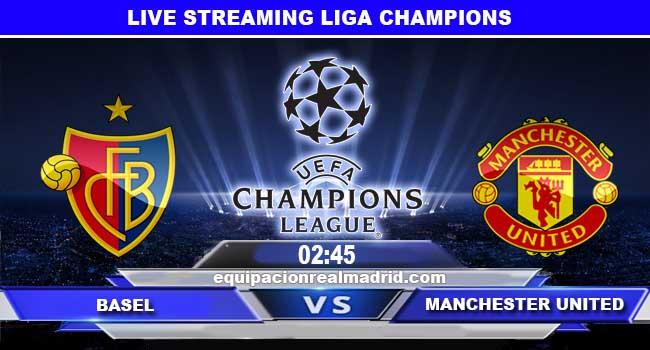 live streaming basel vs manchester united 23 november 2017