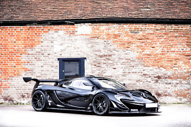 2016 McLaren P1 GTR LM - #McLaren #P1 #GTR #tuning #supercar #hypercar