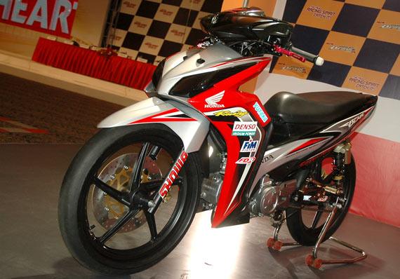 Best Modifikasi Motor Honda Blade 110 2012