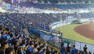 Tiket Persib vs Persija Ludes, Bobotoh Dipastikan Penuhi Stadion GBLA