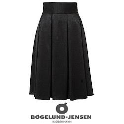 SIGNE BOGELUND JENSEN Skirt  Princess Letizia Style