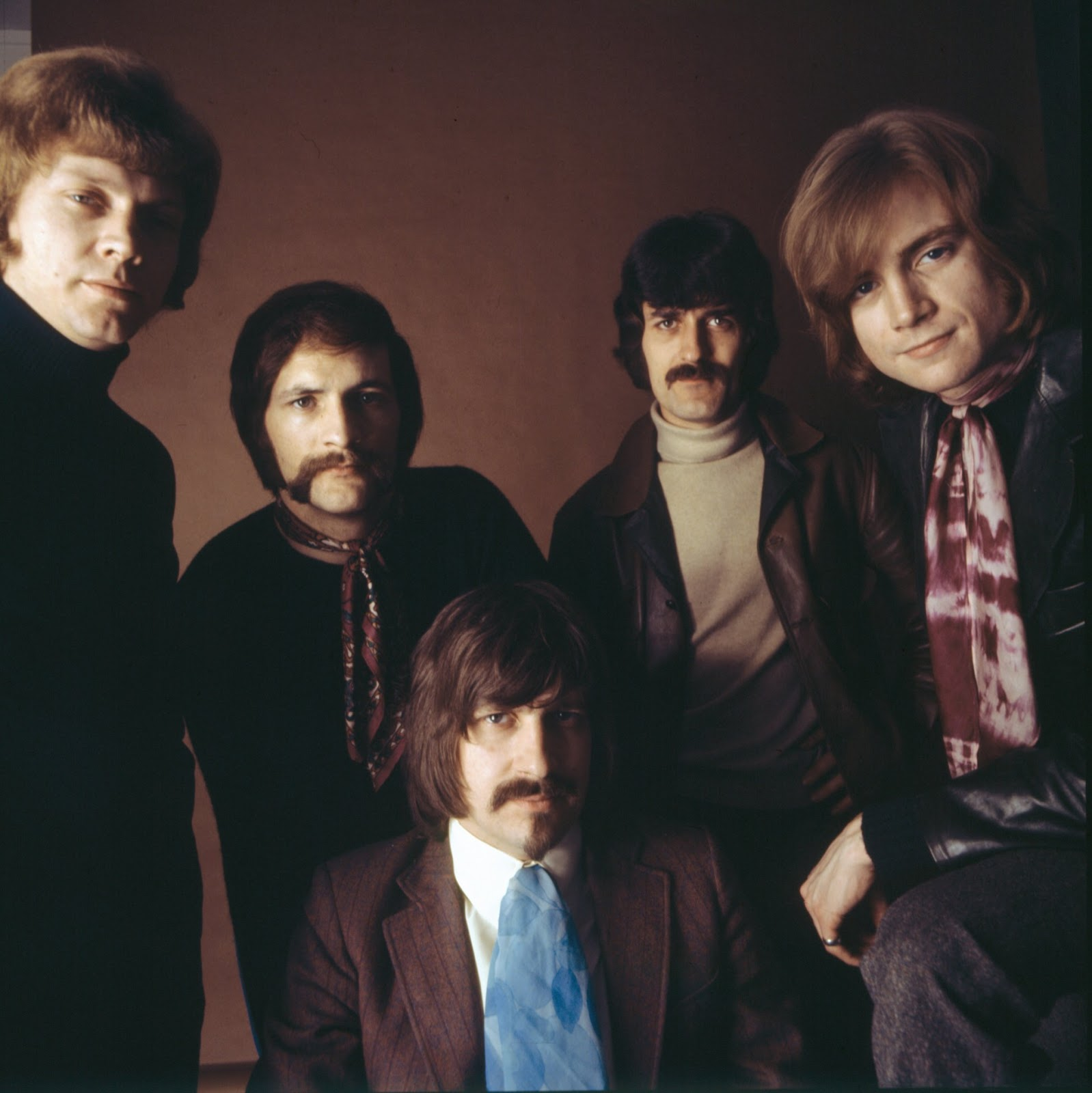 Rock On Vinyl: The Moody Blues - Caught Live + 5 (1977)