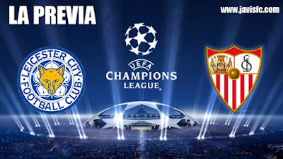 Previa Leicester - Sevilla FC