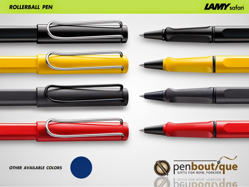 Lamy Safari Rollerball Pen