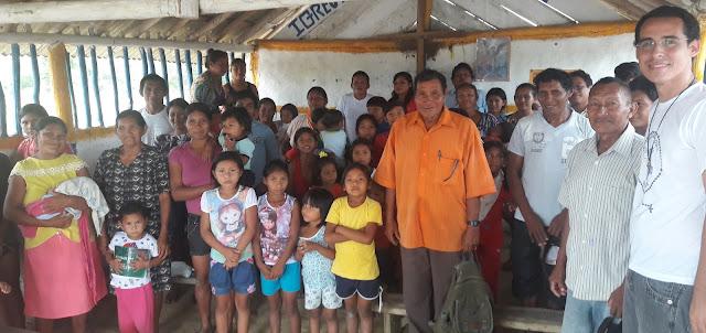 JM de Roraima celebra 25 anos das Filhas da Caridade em missão com povos indígenas