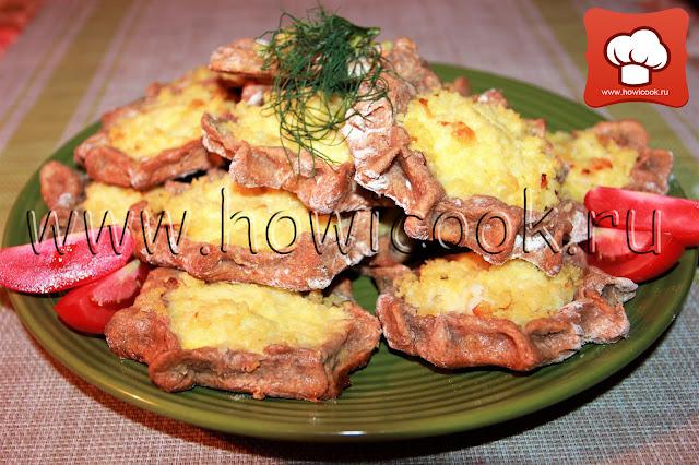 рецепт карельских калиток с фото