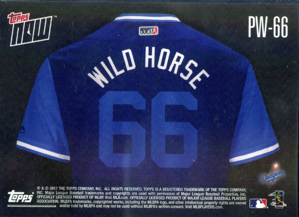 94678610 Dodgers Blue Heaven: I'm Now a Topps Now Collector -- Dodgers 2017 ...