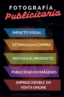 Infografía Fotografía Publicitaria