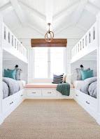 Habitaciones que ahorran espacio