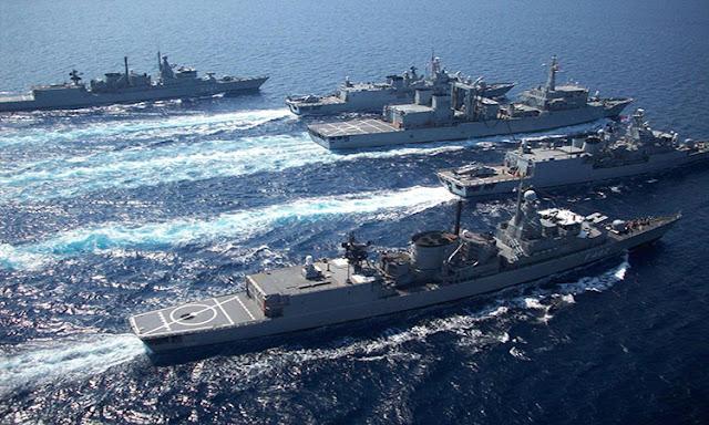 Συνεκπαίδευση μονάδων του Ελληνικού Πολεμικού Ναυτικού με μονάδες Ναυτικών Δυνάμεων του NΑΤΟ στον Σαρωνικό
