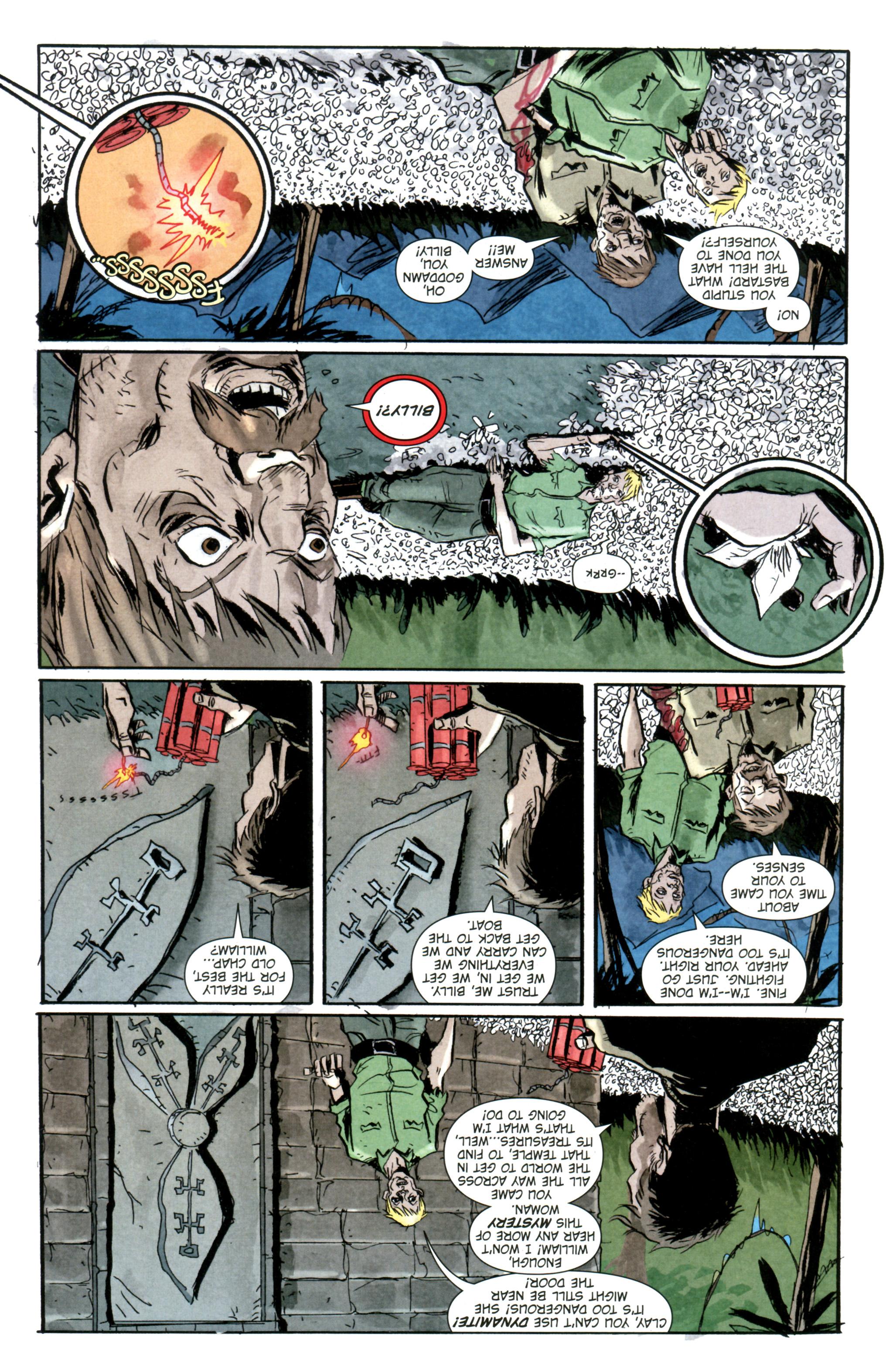 Read online Trillium comic -  Issue #3 - 12