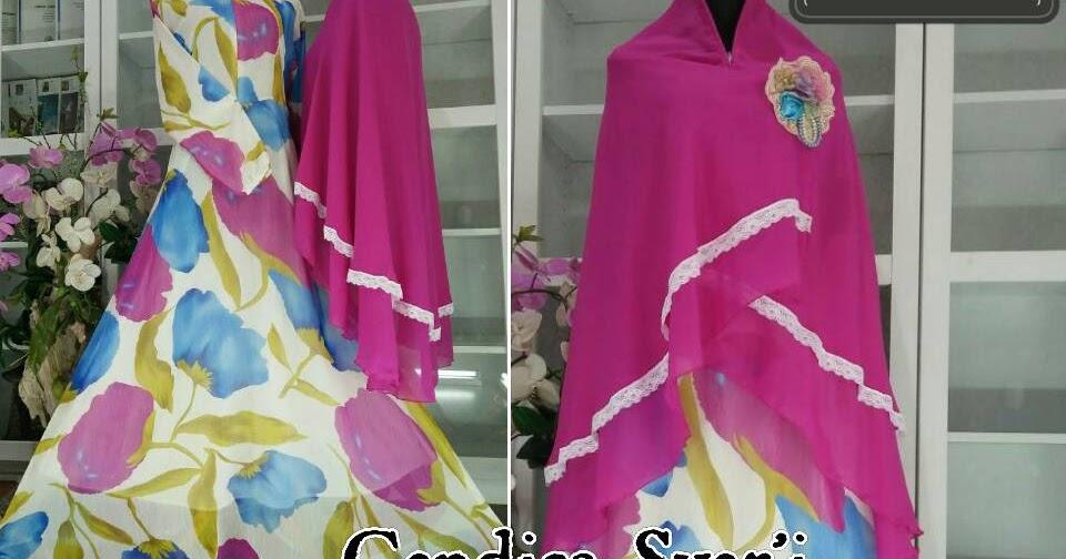 Baju Gamis Couple Murah Ukuran Xl Gamis Murni