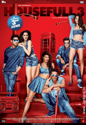 Housefull 3 Day Wise Box Office Collection