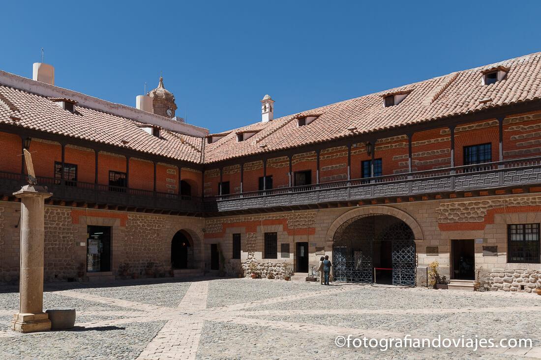 Casa de la Moneda en Potosí