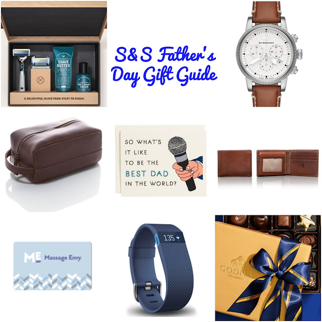 Scarves and Sweets Father's Day Gift Guide