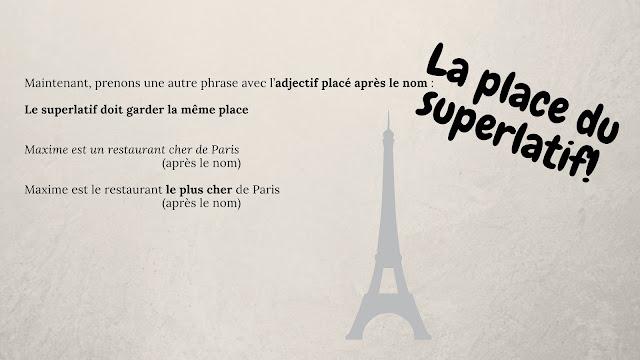 Stopniowanie przymiotnika - gramatyka 10 - Francuski przy kawie