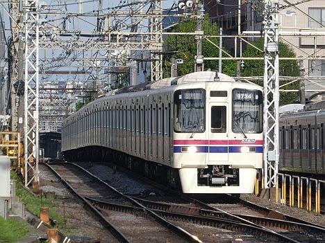 京王電鉄 区間急行 新宿行き11 9030系