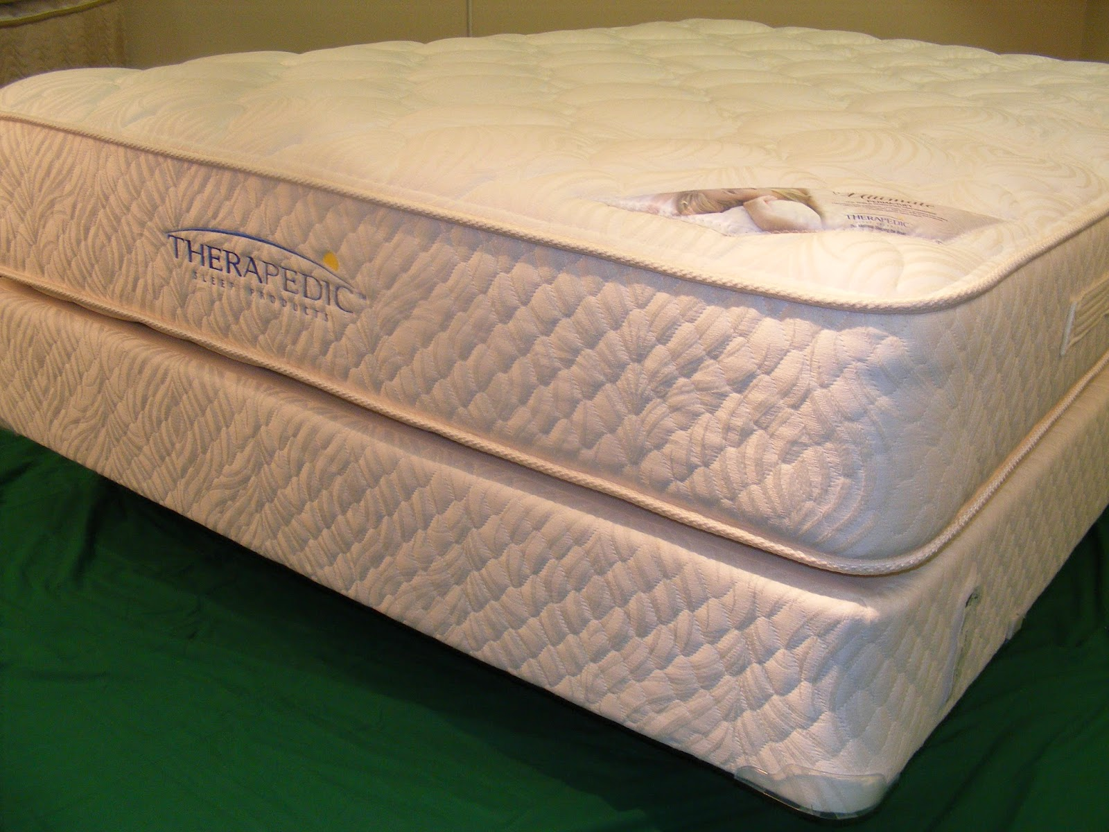 A Mattress For A 436 Lb Woman Therapedic Two Sided Medi