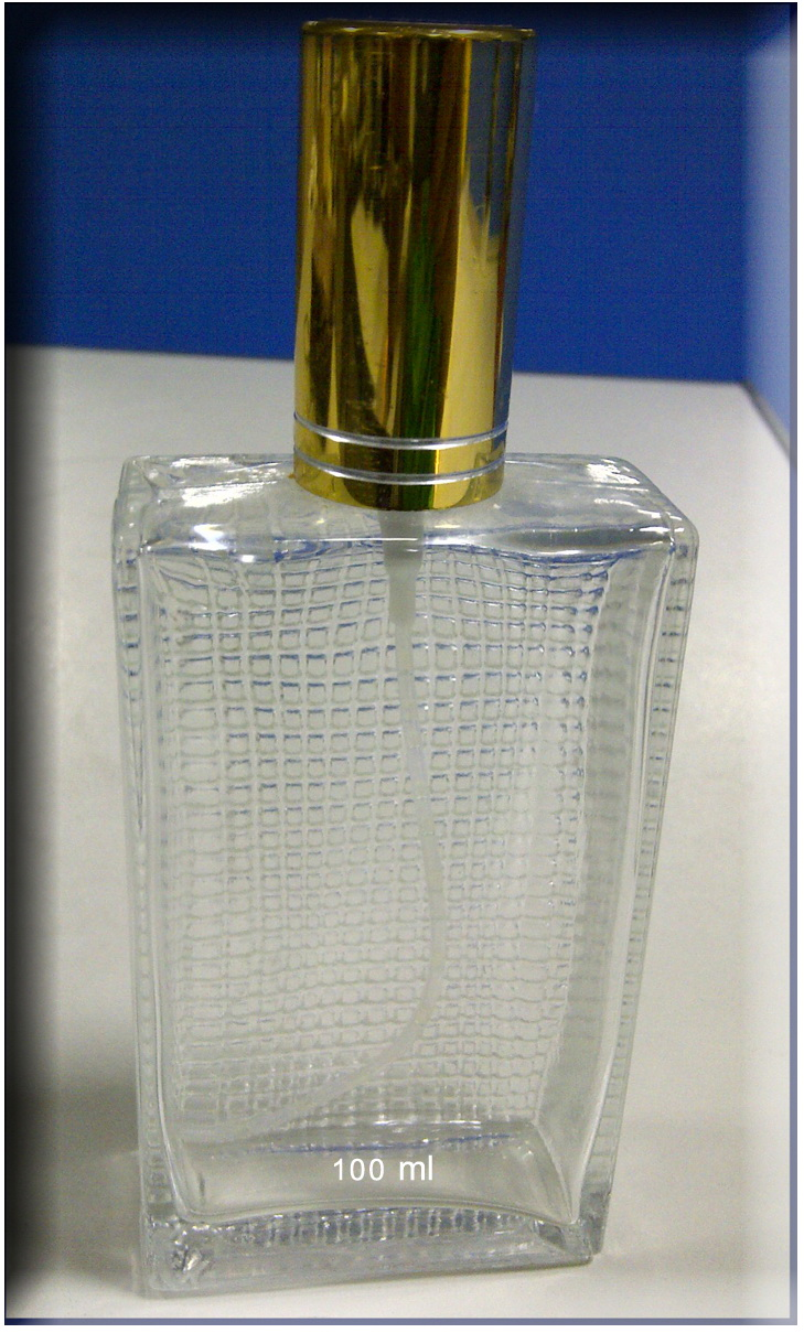 Botol Parfum Spray 100 ml