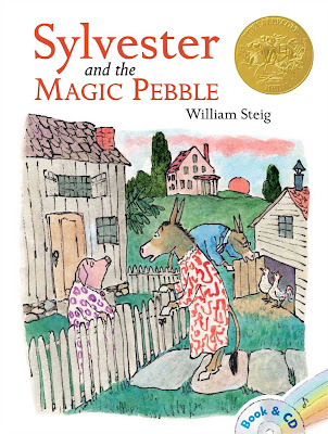 Sylvester and the Magic Pebble, part of William Steig book review collection