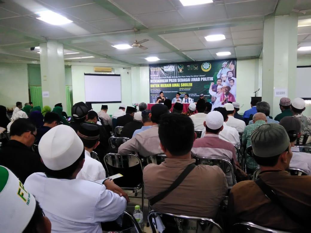 Kyai Cholil Ridwan Ungkap Rahasia Kemenangan Jihad Politik
