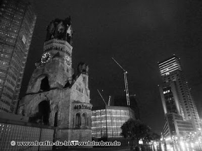 Breitscheidplatz, berlin, kirche