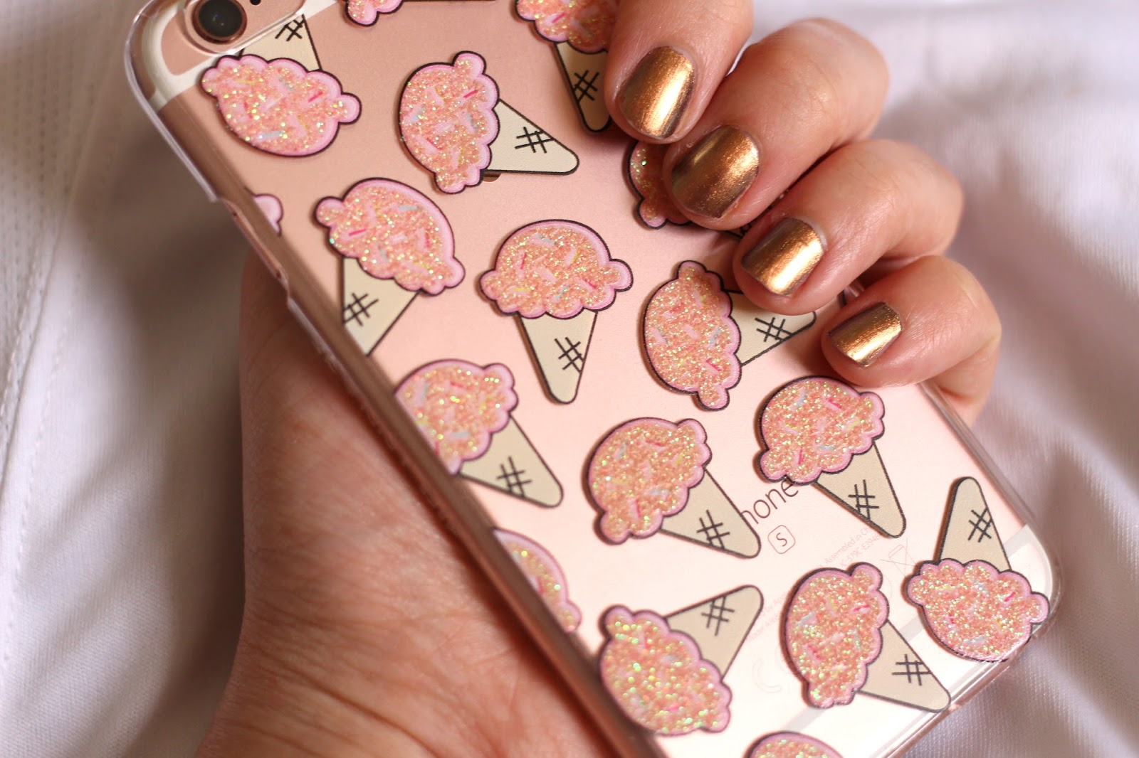 official photos 7192e 3d146 SKINNYDIP ICE CREAM IPHONE CASE - The Cosy Club