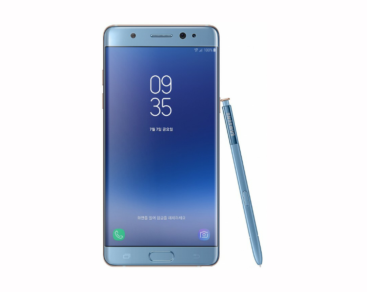 Samasung Galaxy Note FE MORE PICTURES