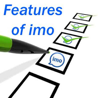 Features of Imo software