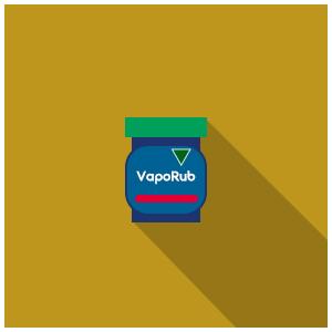 Vicks Vaporub, Obat Gosok Untuk Meringankan Gejala Pilek & Batuk Karena Flu
