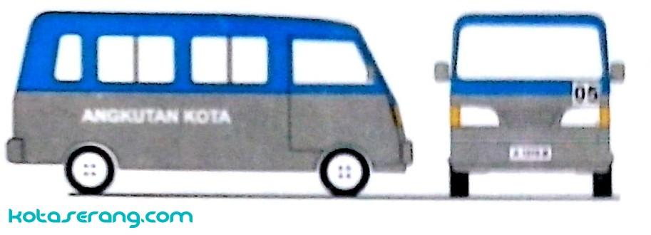 Gambar Angkutan Umum No.5
