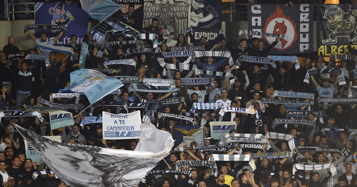 ULTRAS NOT REDS LAZIO AT TURIN