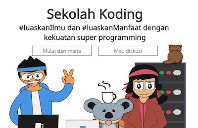 Sekolah koding
