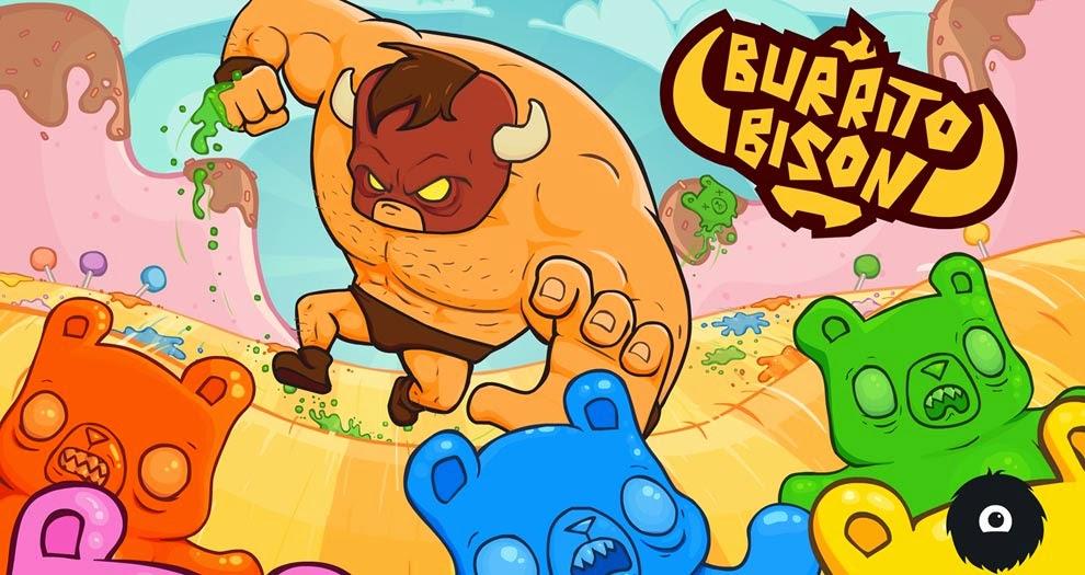 Burrito Bison Revenge Full Screen