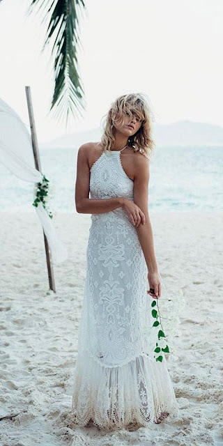 Stunning Casual Beach Wedding Dresses Real Cheap