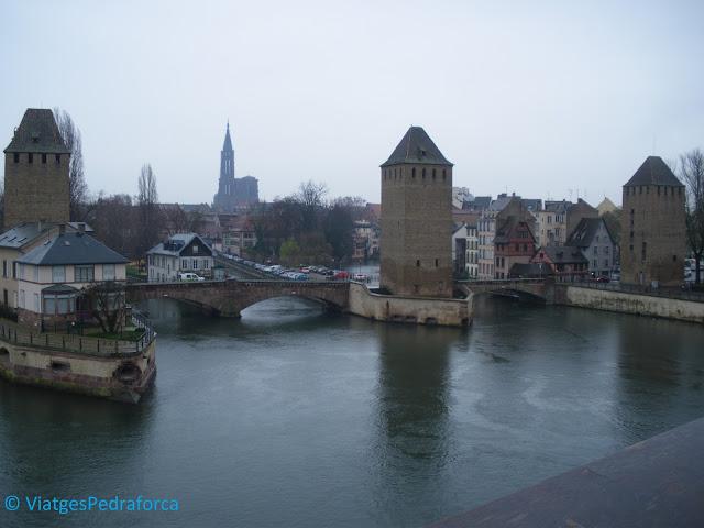 Alsàcia, França, els millors monuments del gòtic civil