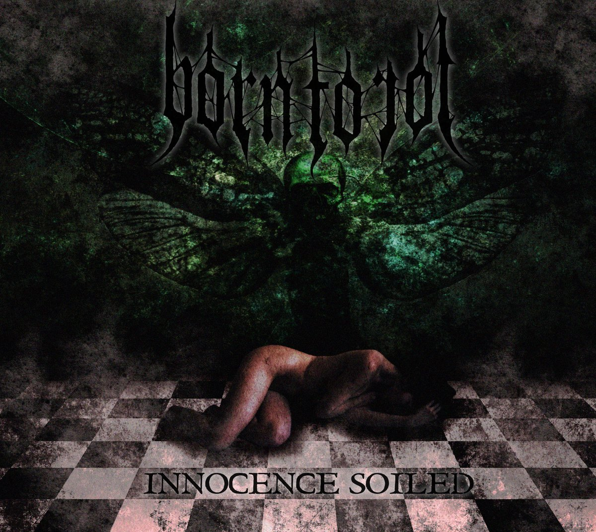 Chronique | BORN TO ROT - Innocence Soiled (Album, 2018)