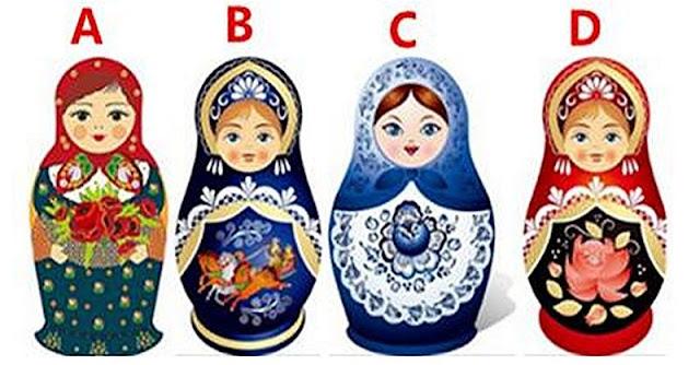 【超準測試】你最喜歡哪一個俄羅斯娃娃?測你未來五年哪方面運勢最好?