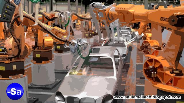 saul ameliach - robótica colaborativa