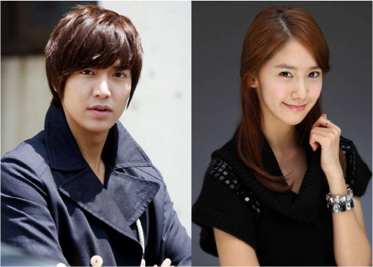 lee min ho dating yoona and taec
