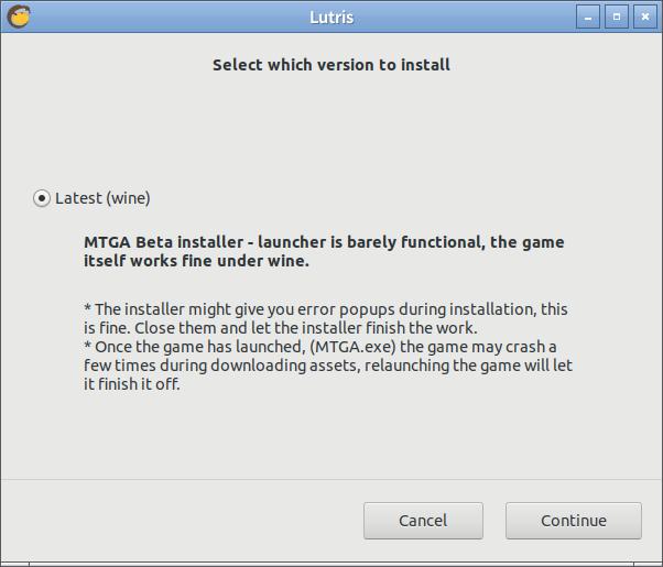Linux] Wine で起動しないWindowsゲームには Lutris がオススメ!