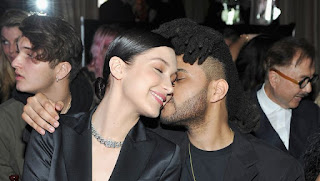 The Weeknd And Bella Hadid Spotted Kissing Again