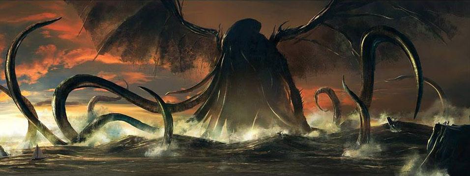 Image result for cthulhu mythos