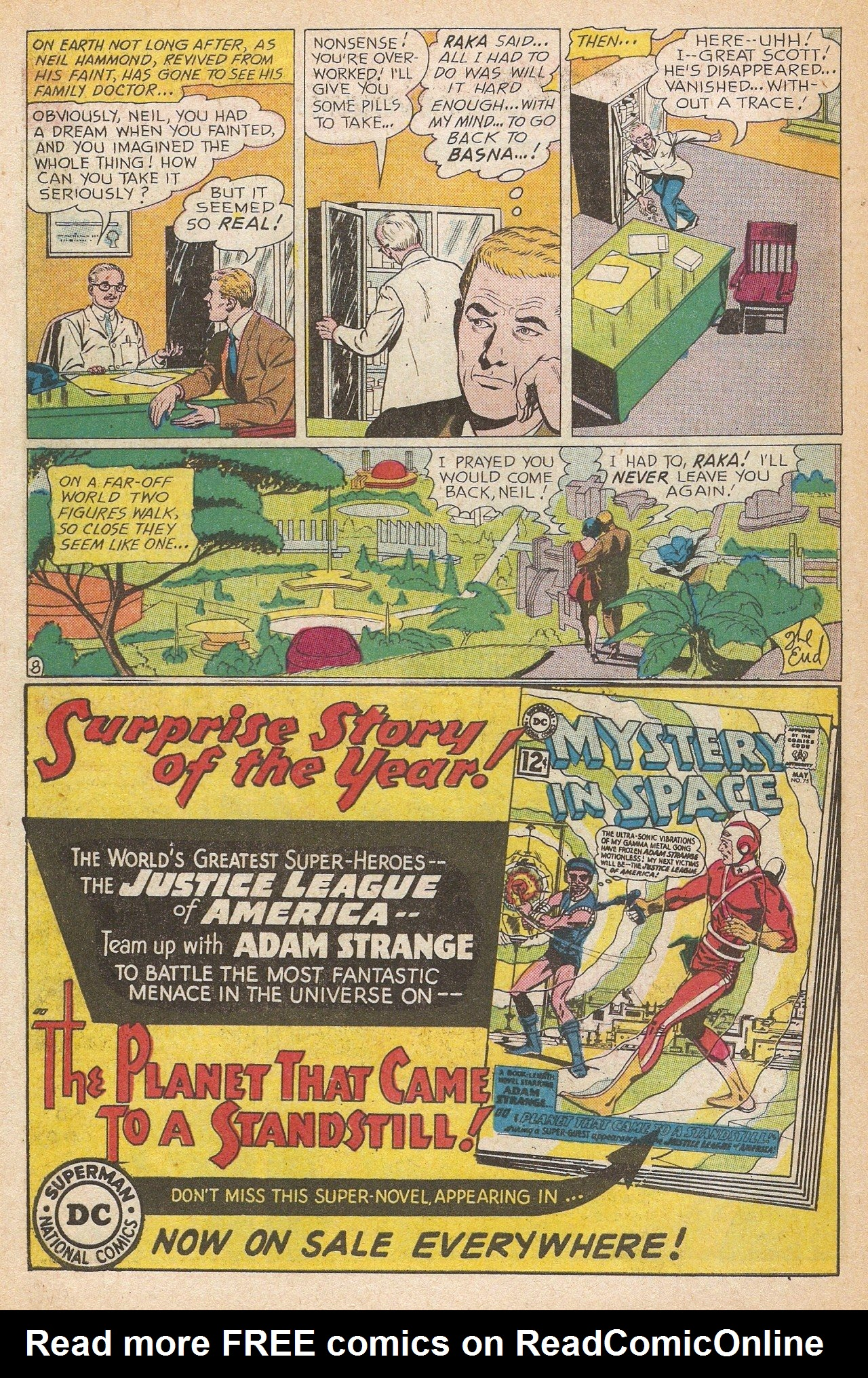 Strange Adventures (1950) issue 139 - Page 22