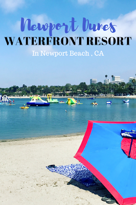 Newport Dunes Waterfront Resort RV Park