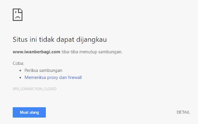 Mengaktifkan Jangan Lacak Halaman Custom Domain dengan mudah