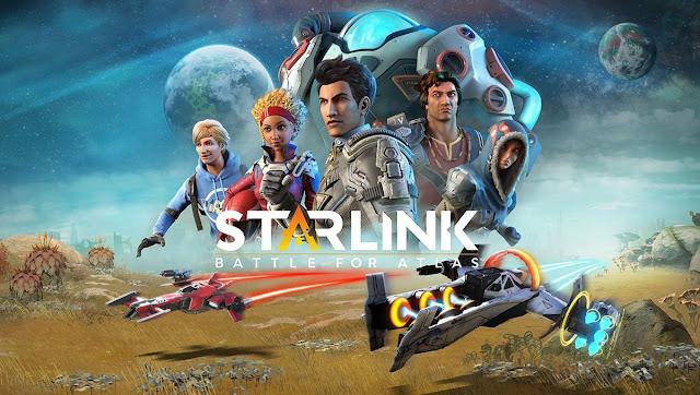 """""""Starlink: Battle for Atlas"""" Game phiêu lưu vũ trụ 2018"""