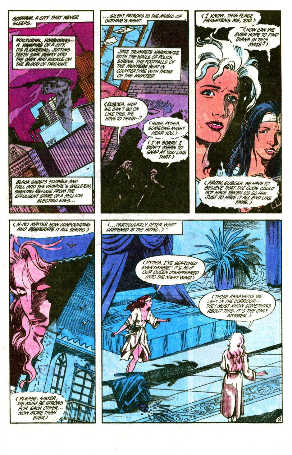 Read online Wonder Woman (1987) comic -  Issue #56 - 10