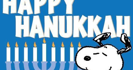 Rose Rambling Happy Hanukkah